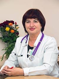 Керецман Ольга Михайловна